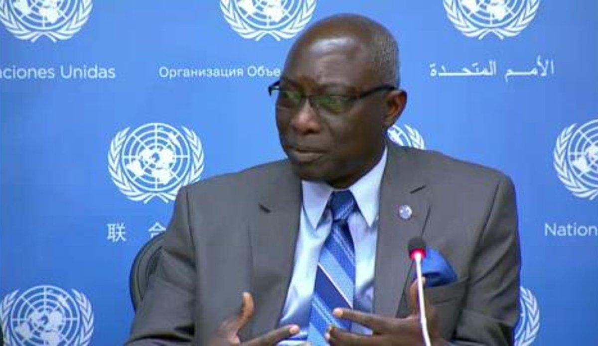 Visite du Conseiller spécial du Secrétaire général des Nations Unies pour la prévention du génocide, M. Adama Dieng, en République démocratique du Congo du 19 au 24 juin 2017
