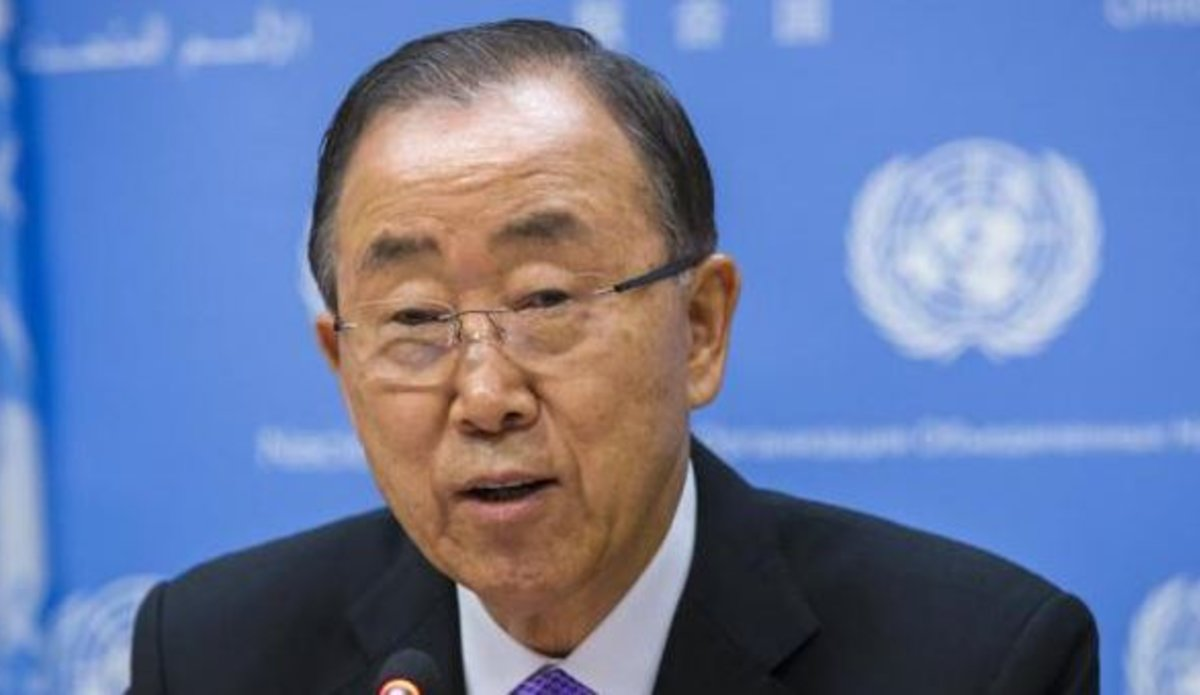 Message of the UN Secretary-General on the occasion of the Word AIDS Day 2016