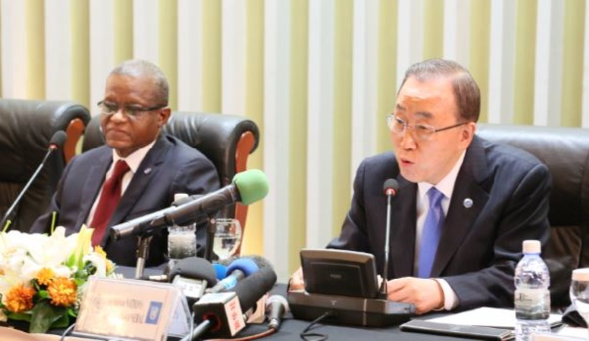 Statement attributable to the Spokesman for the Secretary-General on the Democratic Republic of the Congo