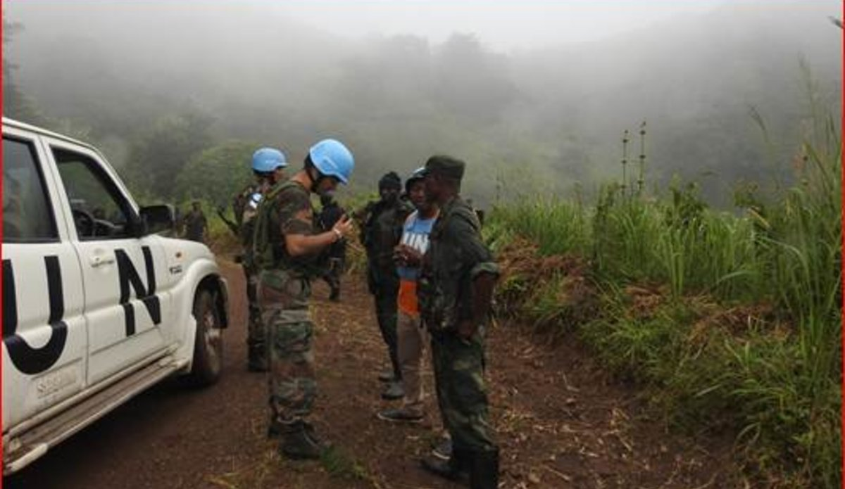 Déploiement de bases mobiles temporaires de la MONUSCO dans le Masisi et Rutchuru