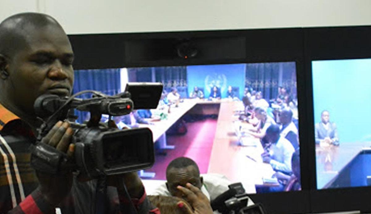 Conference de presse - MONUSCO