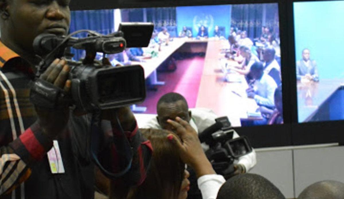 Verbatim de la Conférence de presse ONE UN du Mercredi 29 juin 2016