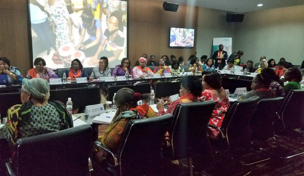 Une délégation de l'ONU séjourne en RDC pour revitaliser la participation des femmes et le leadership dans la paix, la sécurité et le développement