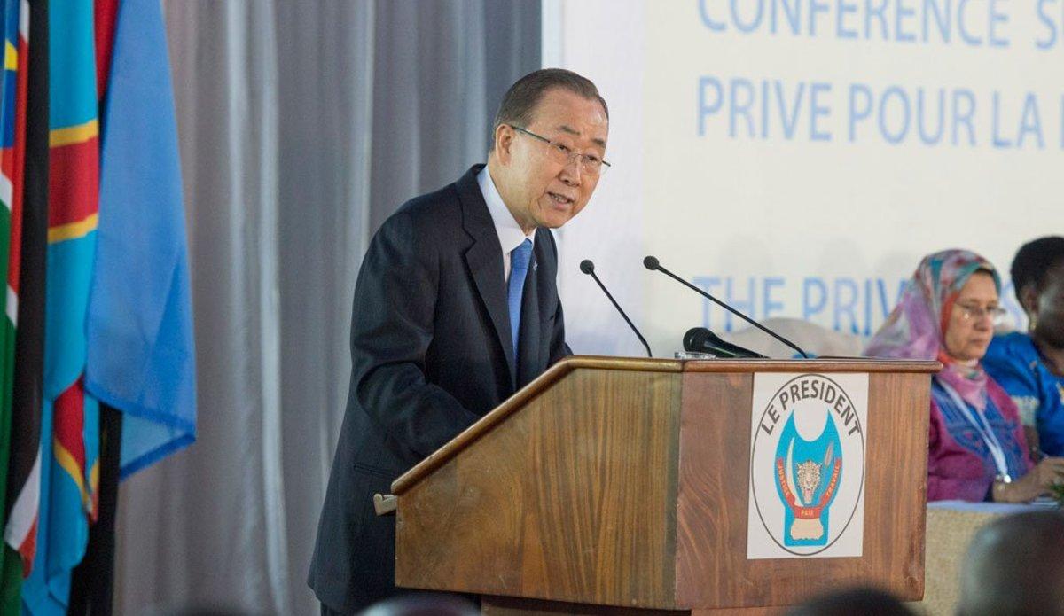 RDC : l'ONU se dit persuadé qu'un dialogue national inclusif ouvrira la voie à des élections pacifiques et crédibles
