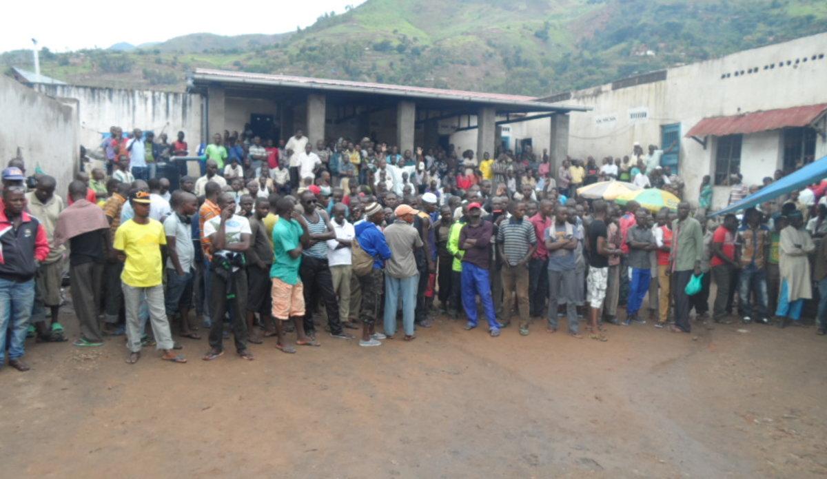 Les opérateurs économiques d'Uvira au secours des détenus de la Cité, à l'initiative de la Monusco !