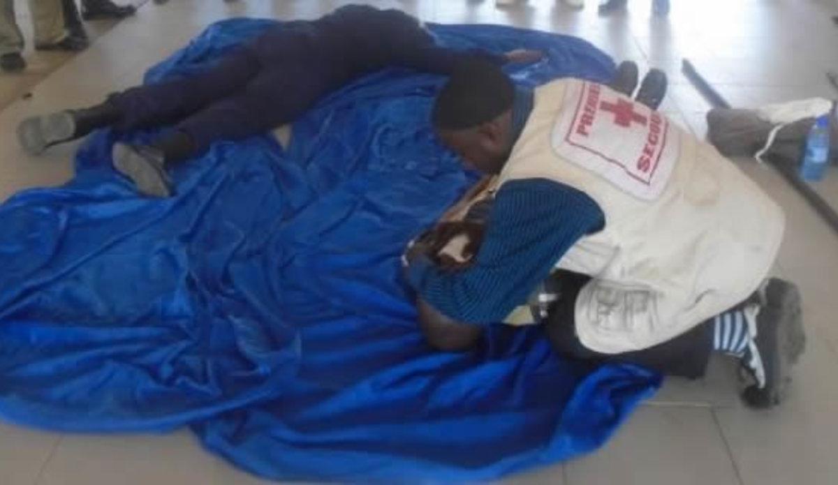 La MONUSCO forme le personnel pénitentiaire d'Uvira sur la gestion des incidents en milieu carcéral