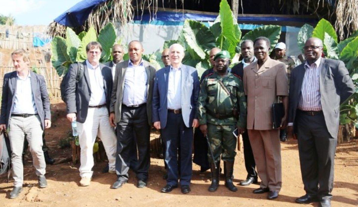 The PSCF Guarantors welcome resumption of operations against FDLR, encourage strengthening of FARDC-MONUSCO cooperation and urge ex-FDLR to accept to repatriate to Rwanda without preconditions