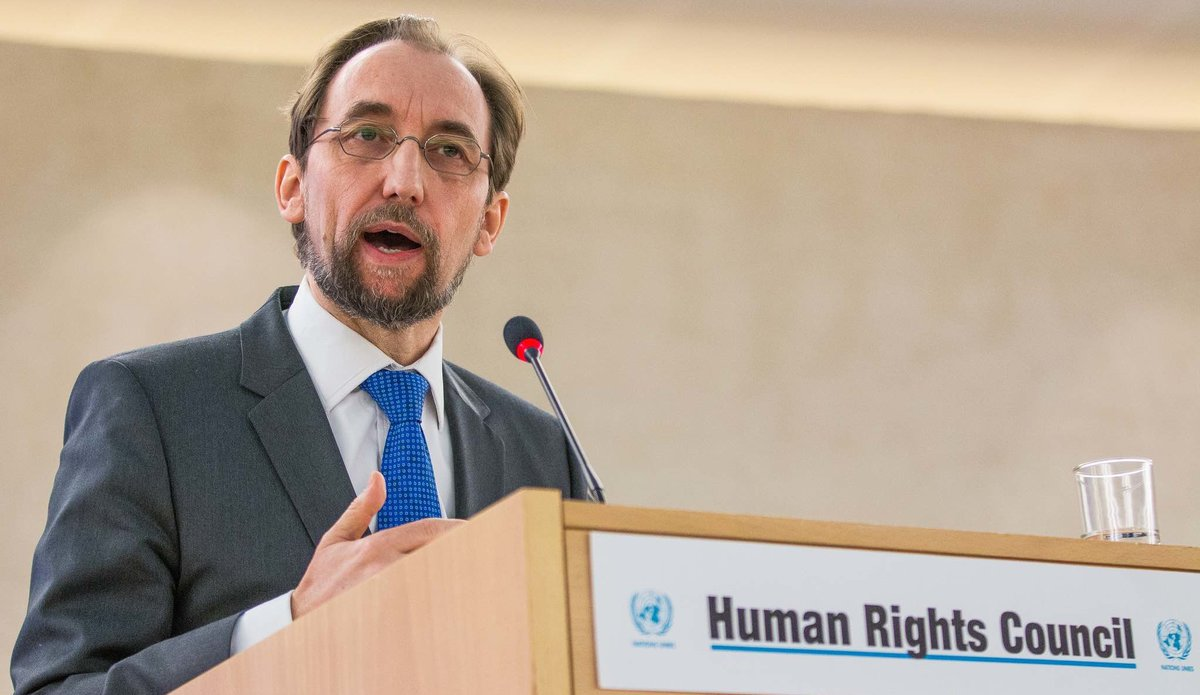 DRC: Zeid appoints team of international experts on the Kasais