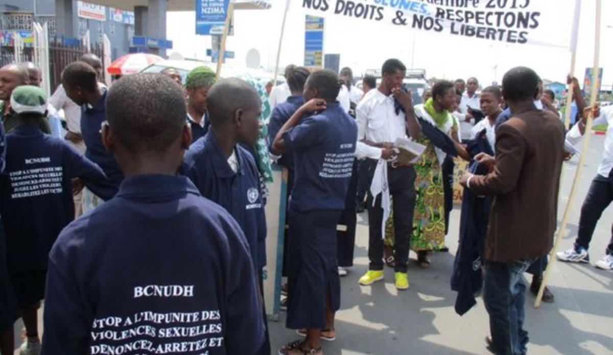 Tendances des violations des Droits de l'homme pour le mois d'août 2016