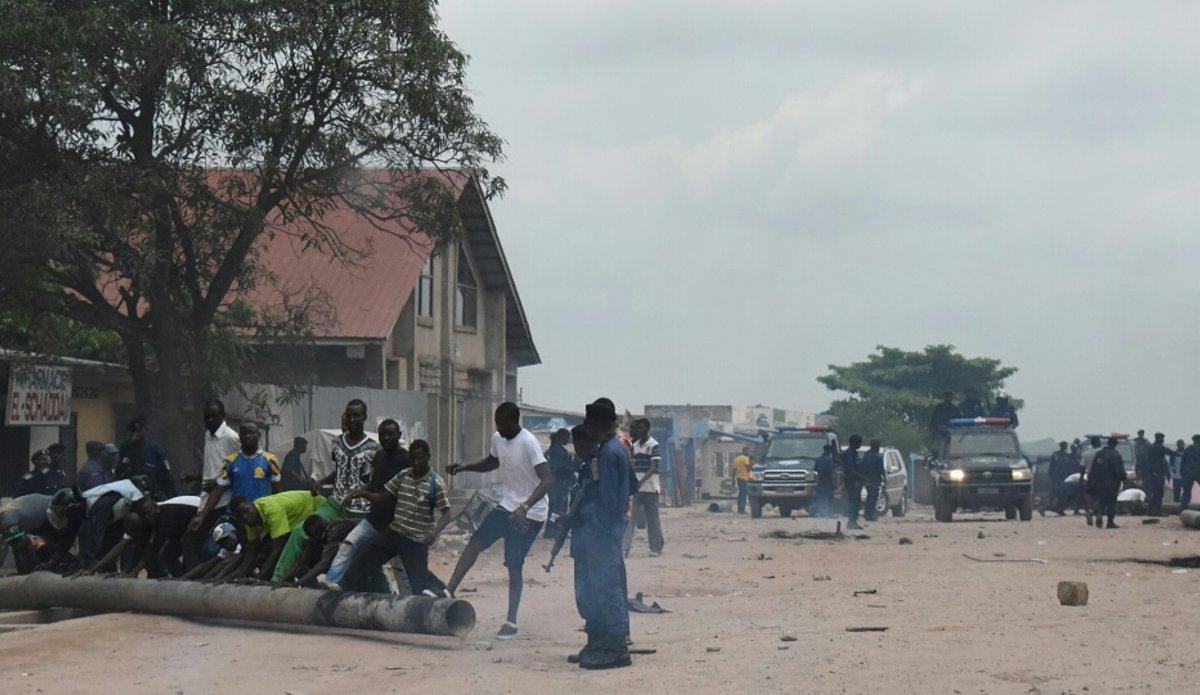 Rapport sur les violations des Droits de l'homme en RD Congo dans le contexte des évènements du 19 décembre 2016