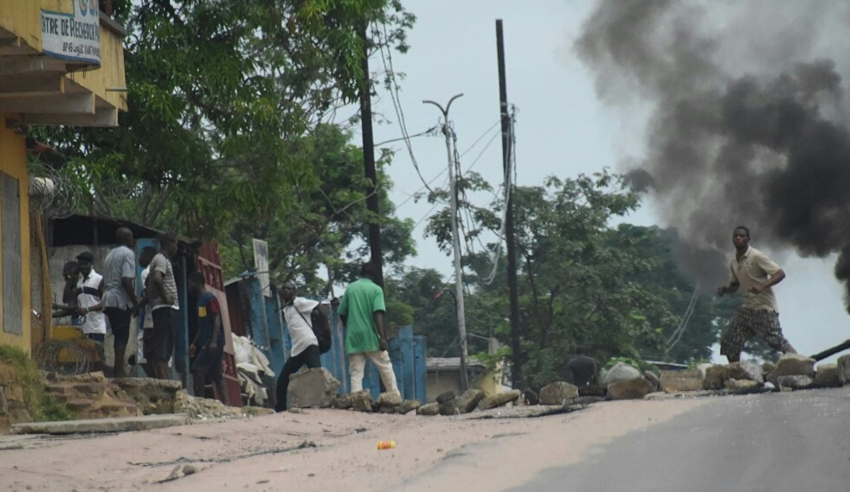 DRC defence and security forces committed serious human rights violations in December 2016