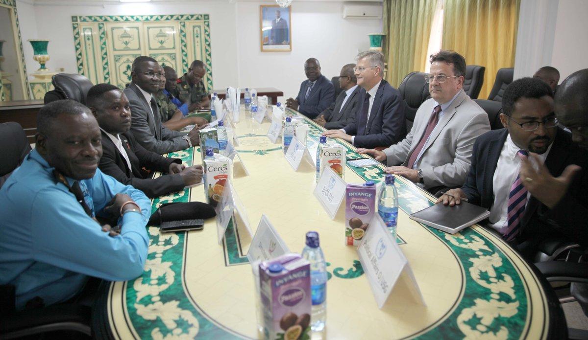 RDC : « Les Nations Unies déterminées à poursuivre leurs efforts pour appuyer le Congo et son peuple sur le chemin de la stabilité », déclare Jean-Pierre LACROIX à son étape de Goma