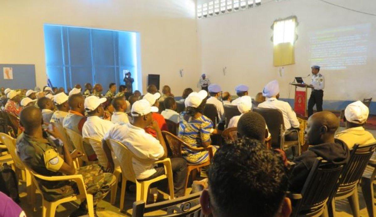 Célébration de la Journée mondiale de lutte contre le SIDA à Beni