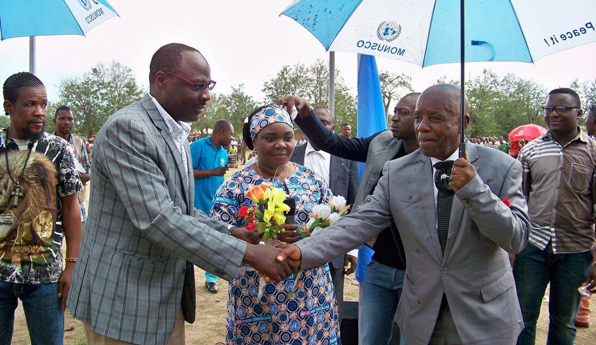 Kongolo a célèbré  de la Journée internationale de la paix