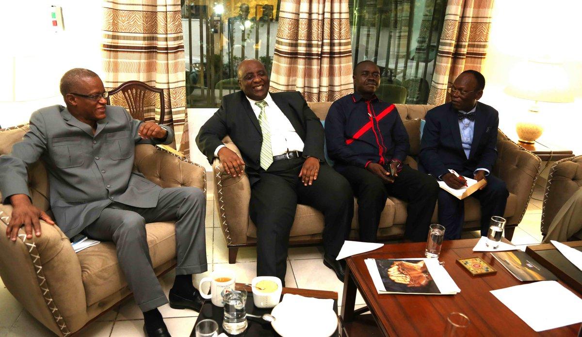 RDC : l'envoyé de l'ONU rencontre les acteurs politiques pour aider à mettre en œuvre l'Accord du 31 décembre