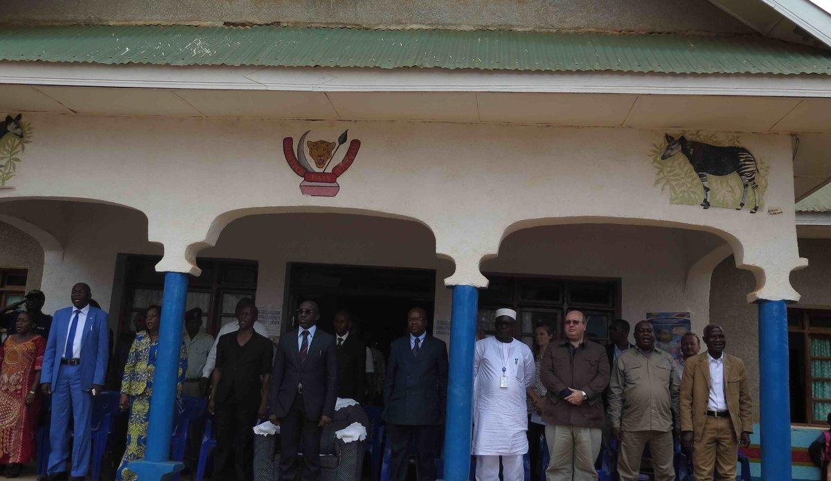Lancement de la deuxième phase du projet de stabilisation de Mambasa