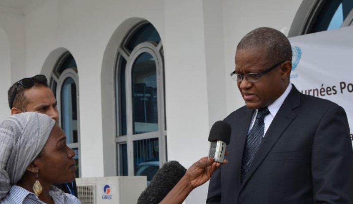 La MONUSCO présente ses   condoléances au peuple Congolais suite au décès de Monsieur Etienne Tshisekedi président de l'UDPS