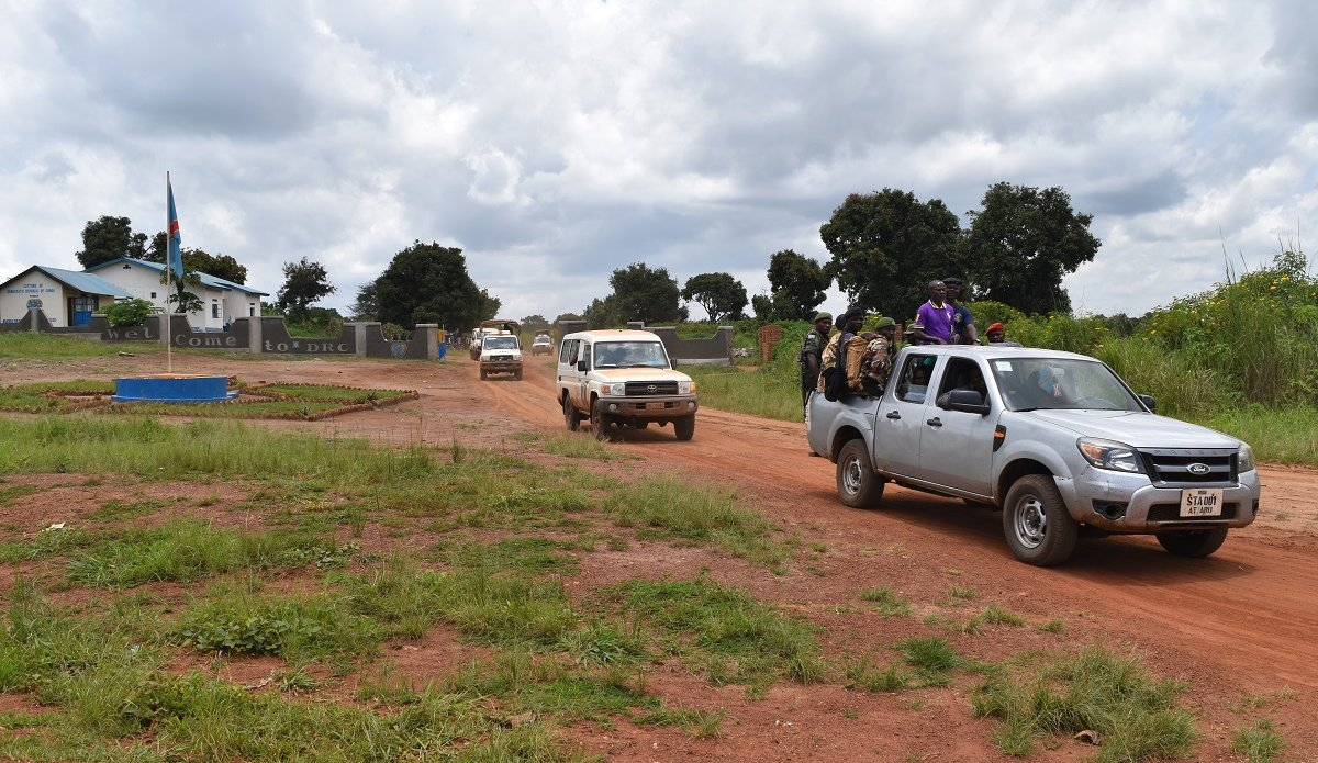 Joint Assessment Mission to identify a Transit Centre for SPLM/A IO elements