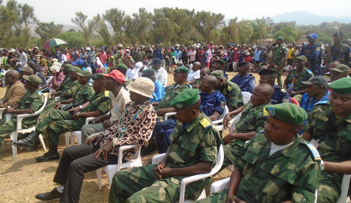 Sud-Kivu : Démarrage du procès des massacres de Mutarule.