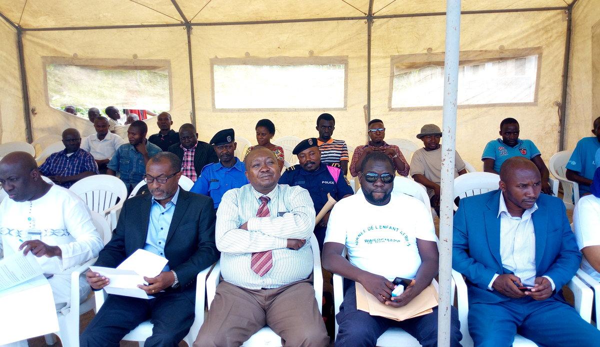 Journée de l'enfant africain au Nord-Kivu: Bweremana mise à l'honneur par le BCNUDH et ses partenaires