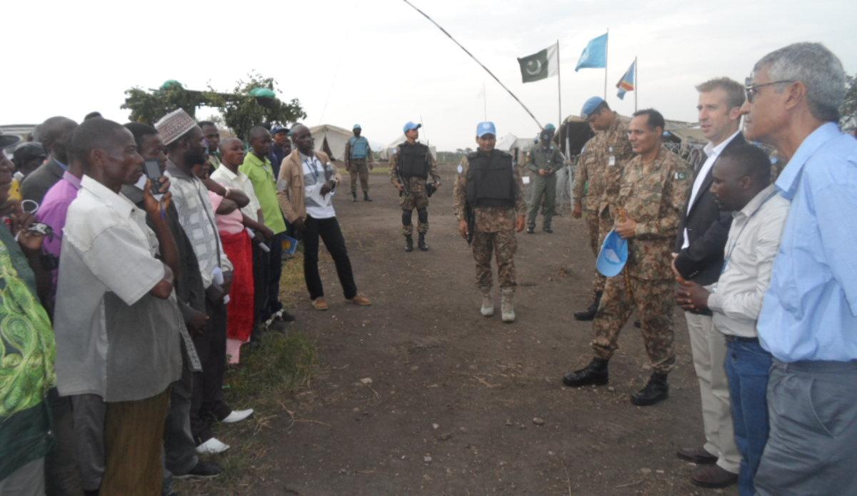 Protection des civils: la Monusco appuie les FARDC dans leur traque contre les groupes rebelles en Territoire de Fizi.