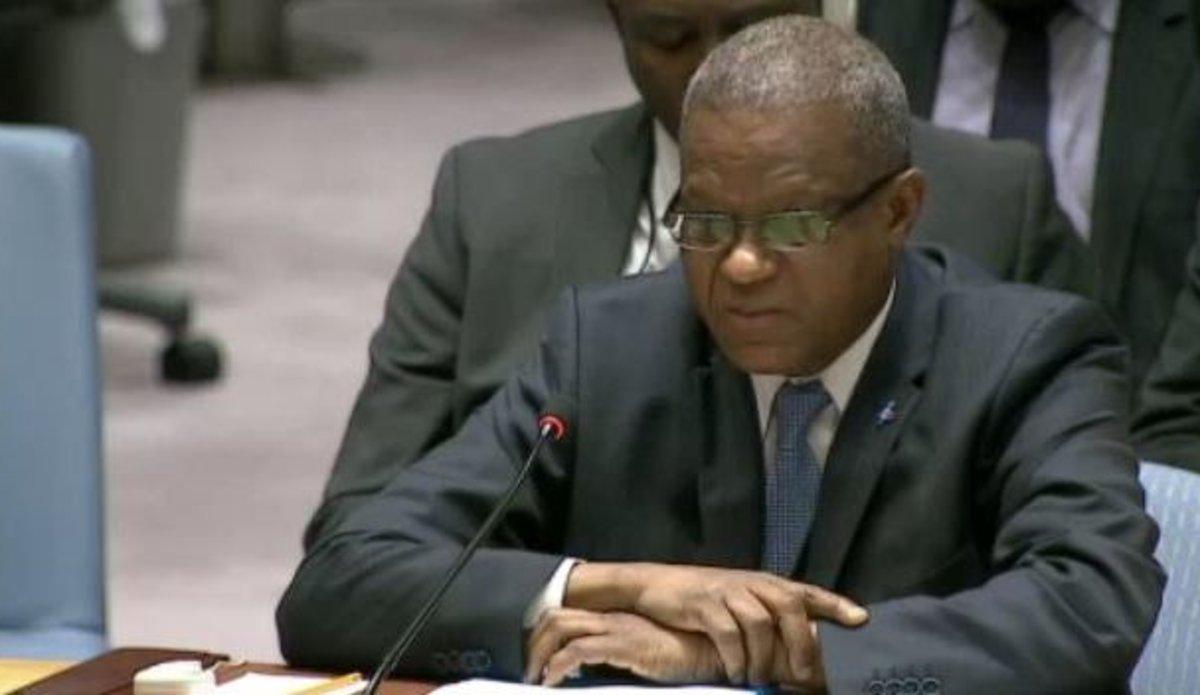 Déclaration du Chef de la MONUSCO, Maman Sambo Sidikou, devant le Conseil de sécurité des Nations Unies