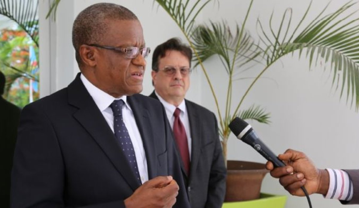 MONUSCO calls on all political actors in the DRC to act with restraint