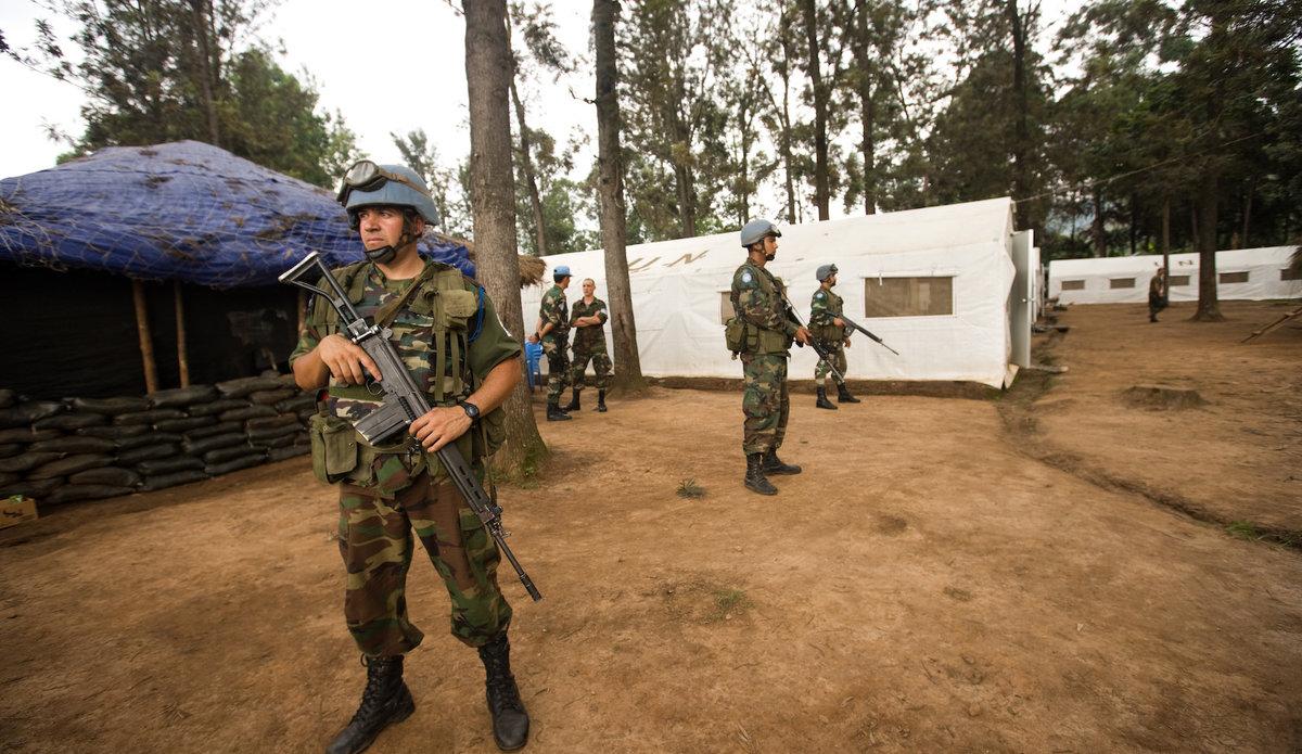 RDC : le Conseil de sécurité réduit les effectifs militaires de la MONUSCO de 3.600 Casques bleus