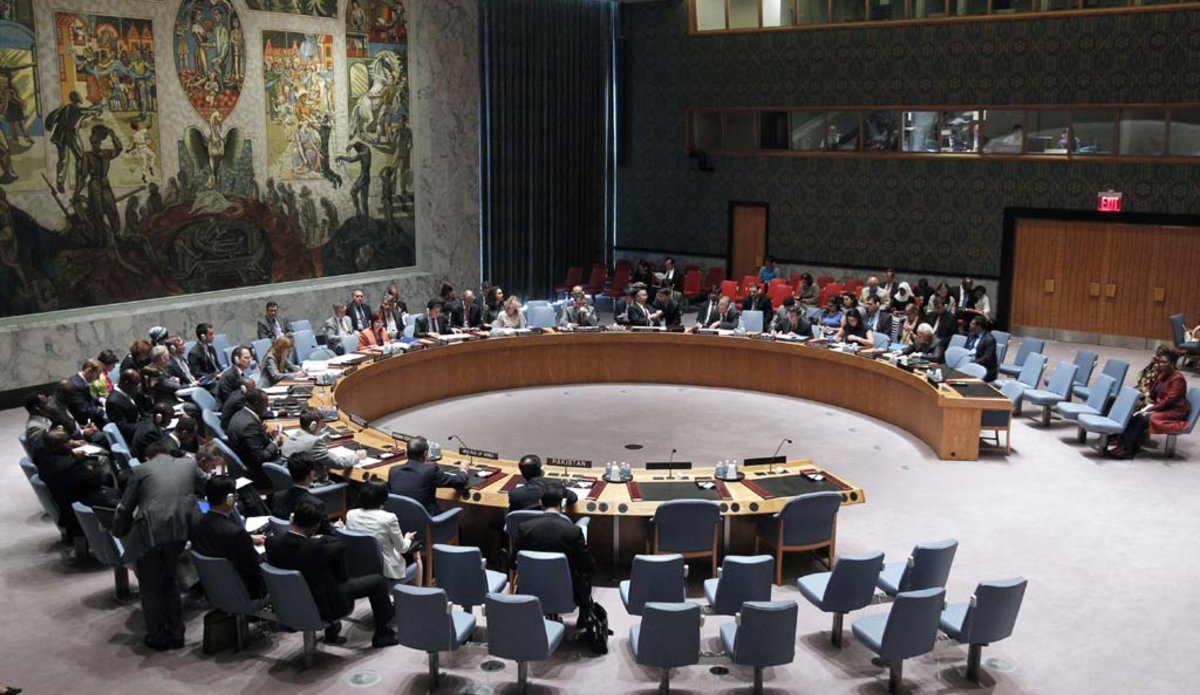 DR Congo: The members of the Security Council stressed the crucial importance of peaceful, credible, inclusive and timely presidential elections
