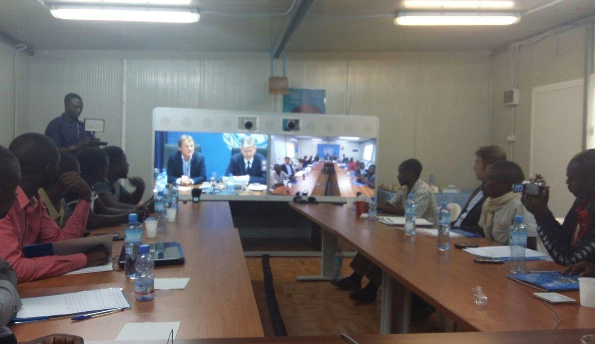 Jean-Pierre Lacroix : « La lutte contre l'impunité est une donne indispensable pour l'apaisement durable en RDC »