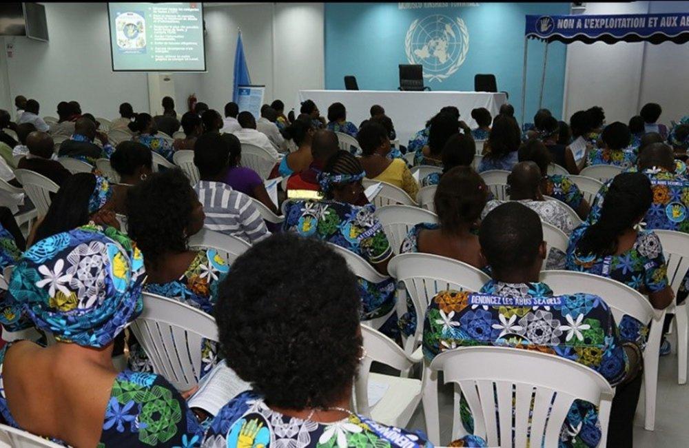 Outreach Activity conducted at Kinshasa in May 2018