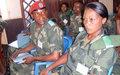 Les FARDC formés pour lutter contre les violences sexuelles en Province Orientale
