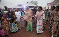 Visit of Deputy Secretary General  Amina J Mohammed in Goma