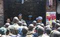 Butembo : UNPOL sensibilise les pensionnaires de la prison de Kakwangura sur Ebola