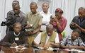 Reconnaitre les journalistes travaillant sur les droits de l'homme en RDC