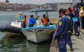 La Police des Frontières de Bukavu et Uvira, équipée de deux bateaux