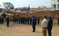 Bukavu: Conclusion of refresher course for National Police personnel on POMR and PIT