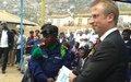 Le personnel de la Police nationale congolaise de Bukavu, formé en Police des mines et Hydrocarbures