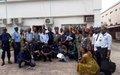 La MONUSCO forme les agents de l'Inspection de la Police nationale congolaise
