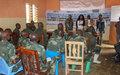 Objectif 33ème Région Militaire: Camps militaires FARDC sans enfants associés