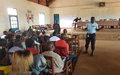 La MONUSCO sensibilise la population sur la transformation des conflits en cohabitation pacifique