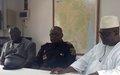 Première rencontre entre le nouveau Commissaire provincial de la PNC et la MONUSCO Sud-Kivu