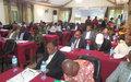 Le PPAJ et ses partenaires planifient le désengorgement des prisons en Ituri