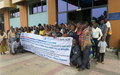 Le BCNUDH Beni sensibilise la société civile sur les violences sexuelles, surtout en temps de conflit