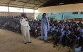275 policiers de Lubumbashi sensibilisés contre les violences sexuelles par la Monusco
