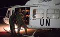 La MONUSCO apporte son secours dans la tragédie de Kamanyola et appelle à une enquête