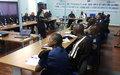 LA POLICE MONUSCO forme les Officiers de Police Judiciaire de la PNC
