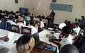 Unpol organise un atelier de sensibilisation sur les violences sexuelles basées sur le genre