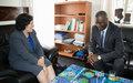 Le Dr Denis Mukwege partage le Prix Nobel de la Paix 2018 avec l'activiste des droits de l'Homme Nadia Murad