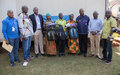 Sud-Kivu : des ex-combattants FDLR commencent à quitter le camp de transit de Walungu pour le Rwanda